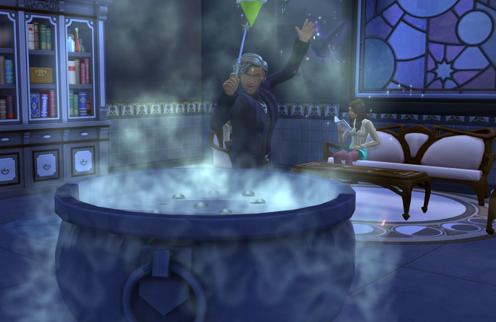 The Sims 4 Realm of Magic new Aspirations