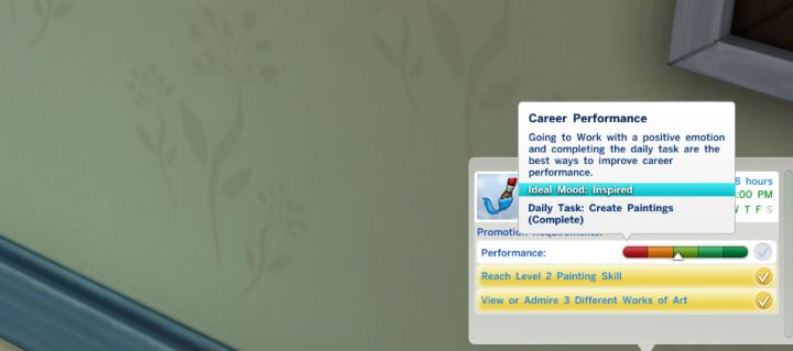 The Careers Tab is accessed by pressing J on the keyboard