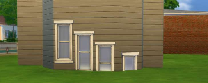 The Sims 4 Building Using Build Mode Cheats