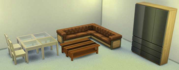 Sims 4 Building How-To's: moveobjects cheat