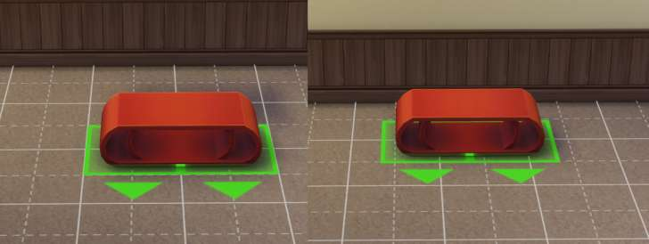 Sims 4 Building How-To's: stop grid snap when making a lot