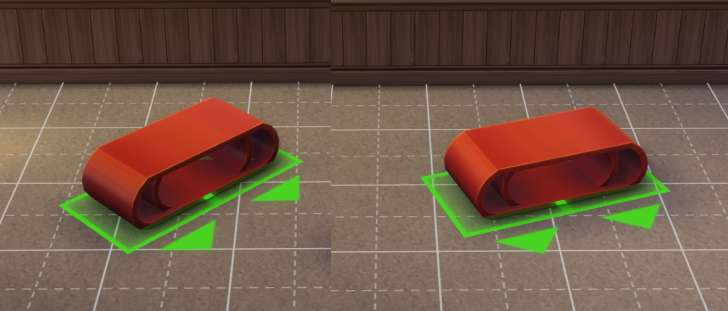 Sims 4 Building How-To's: hold alt and use the sims 3 camera mode to freely rotate objects.
