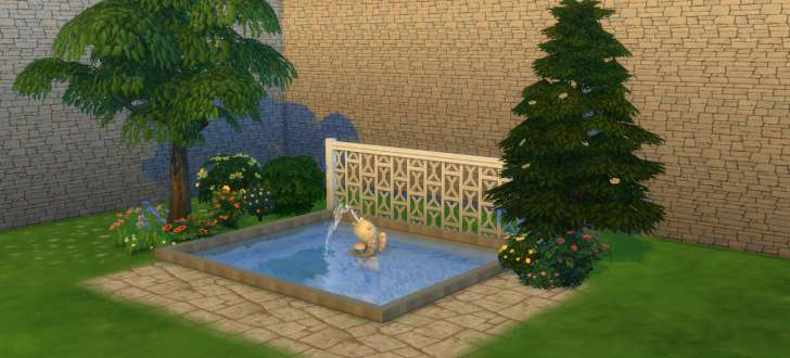 Sims 4 Building How-To's: the extras can make a house look amazing from the outside