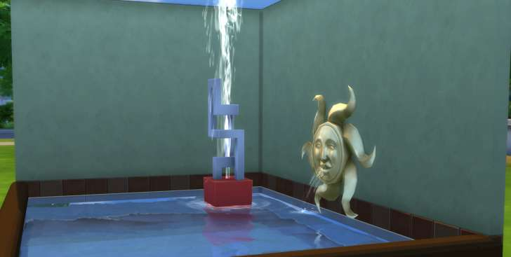 Sims 4 Building How-To's: combining objects with moveobjects can lead to interesting effects