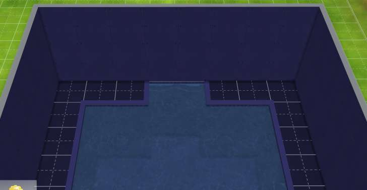 Sims 4 Building How-To's: making an indoor-outdoor pool