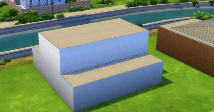 Sims 4 Building How-To's: dormer
