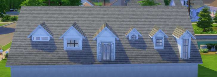Sims 4 Building How-To's: none of the windows needed moveobjects on