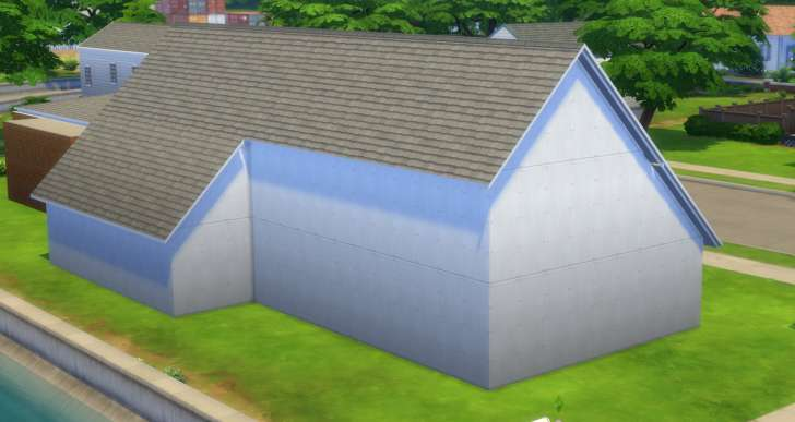 Sims 4 Building How-To's: making a loft