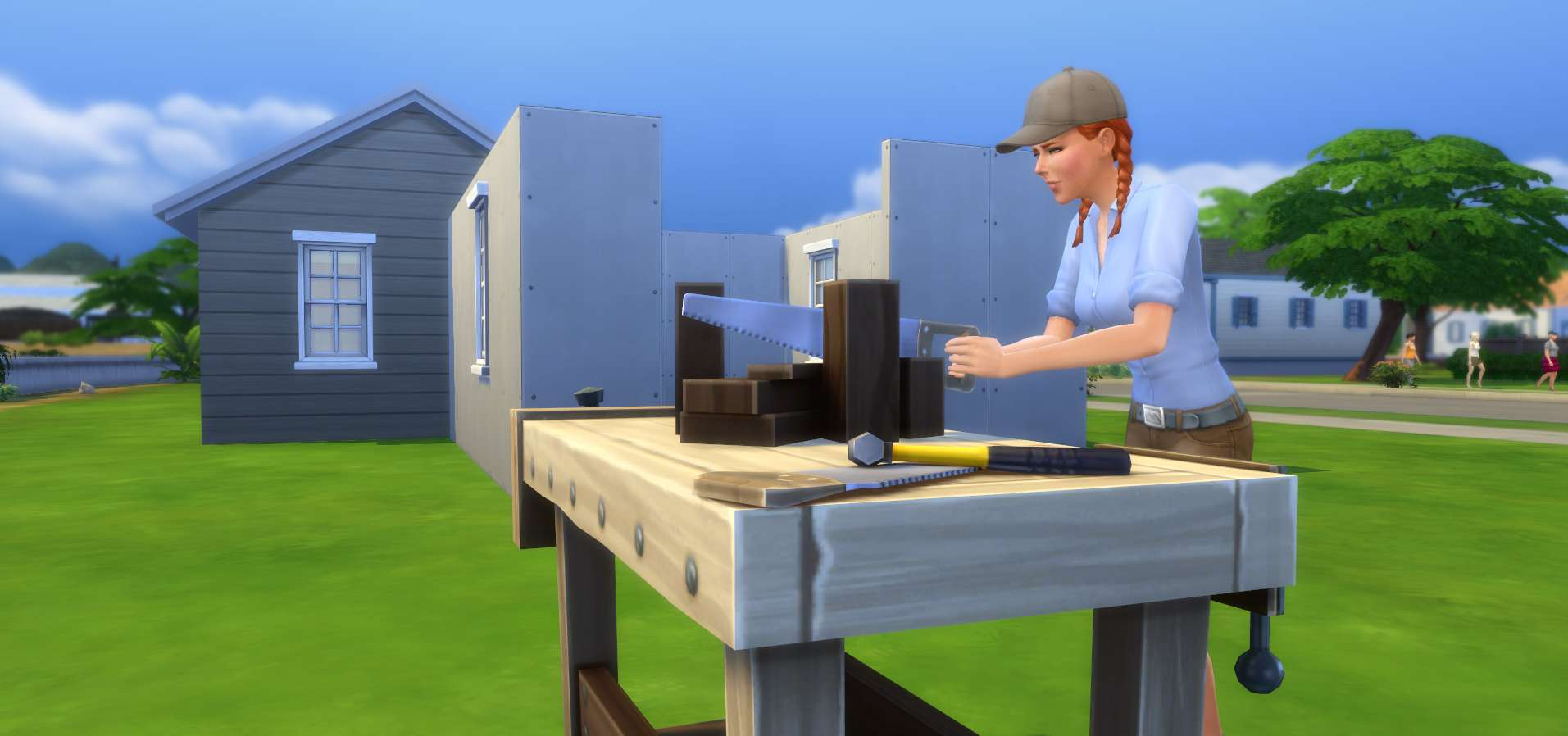 sims 4 build mode tutorials for houses and landscaping build a house in sims 4