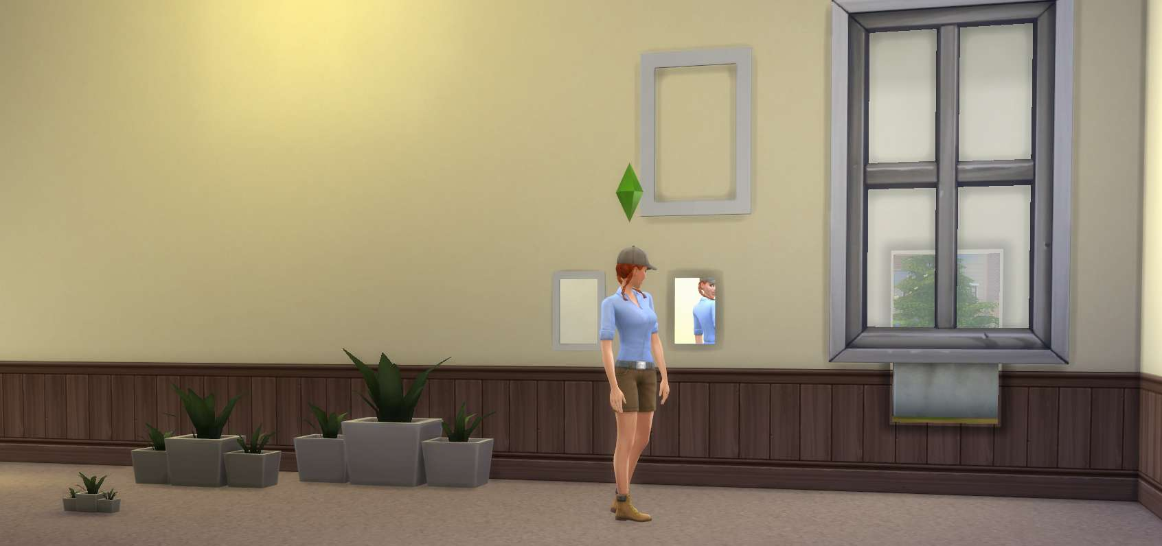 The Sims 4 Building: Using Build Mode Cheats