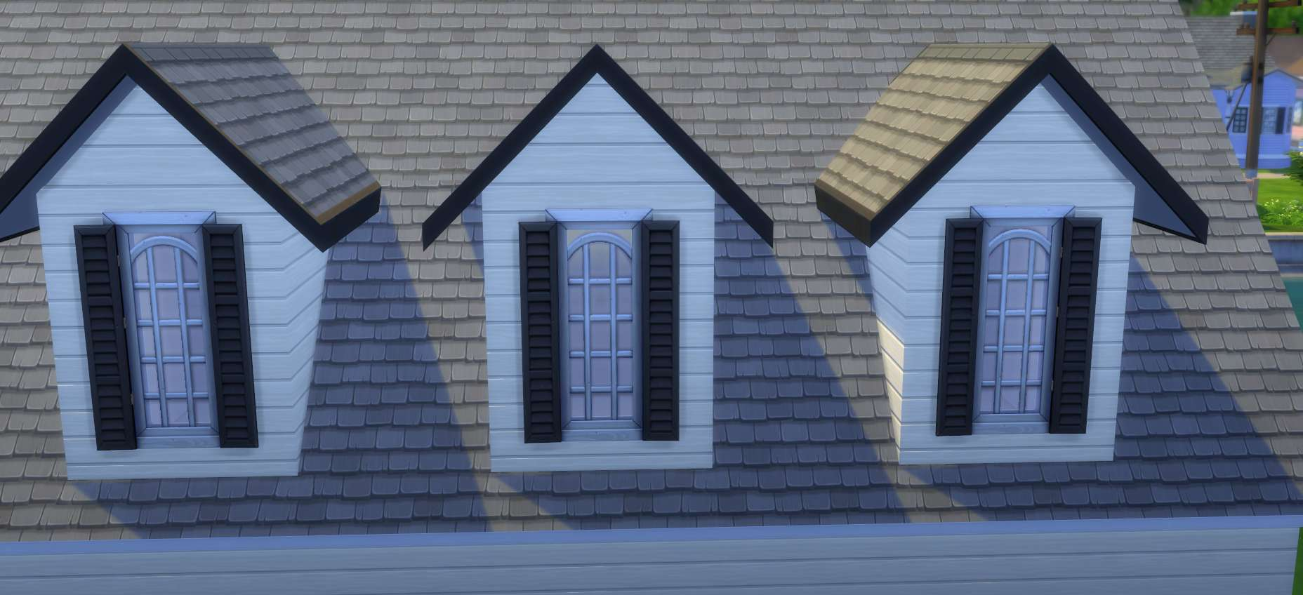 Sims 4 building split levels lofts and dormer windows for Advanced home