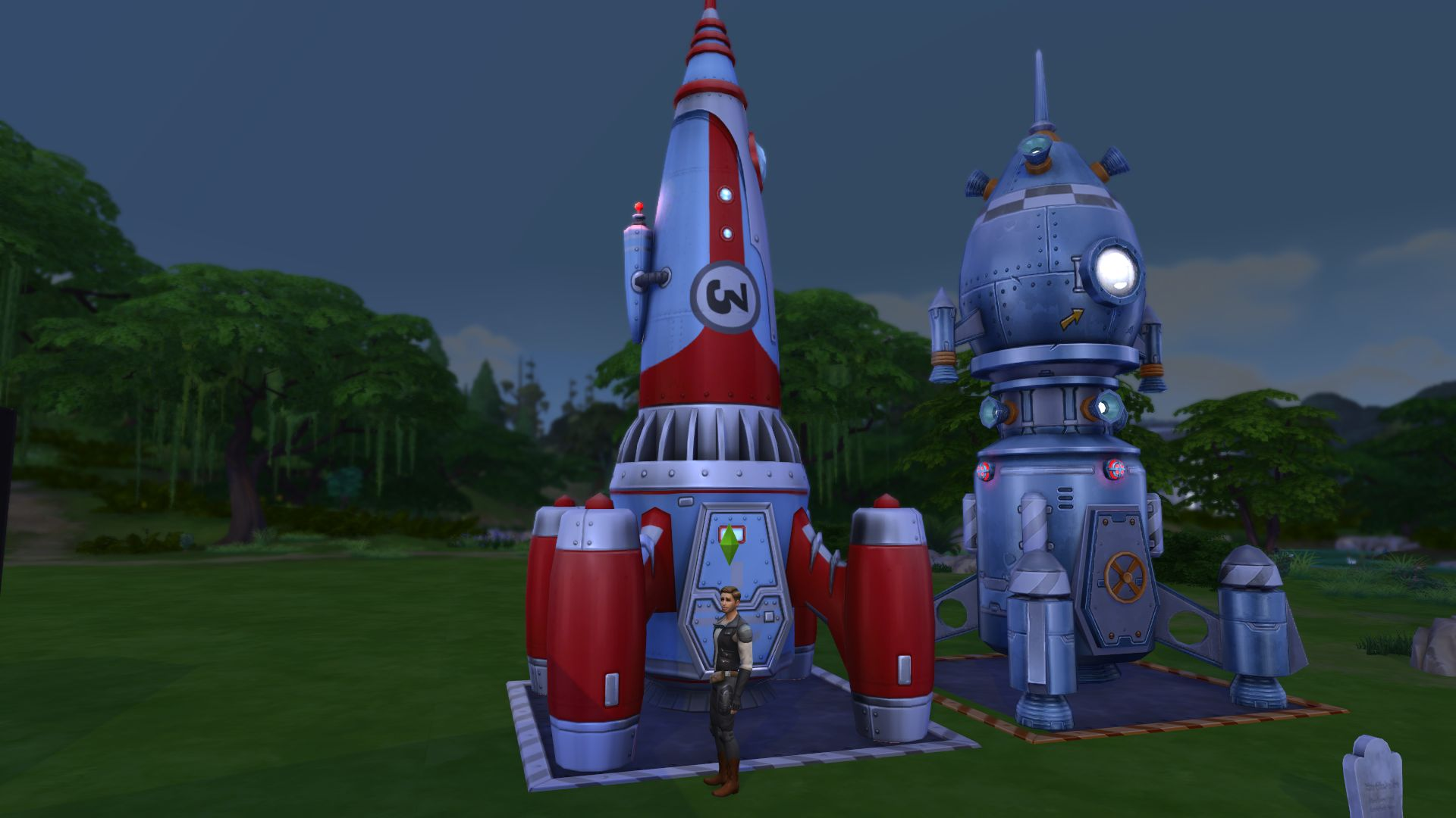The Sims 4 Astronaut Career - Job Rewards & Bonuses