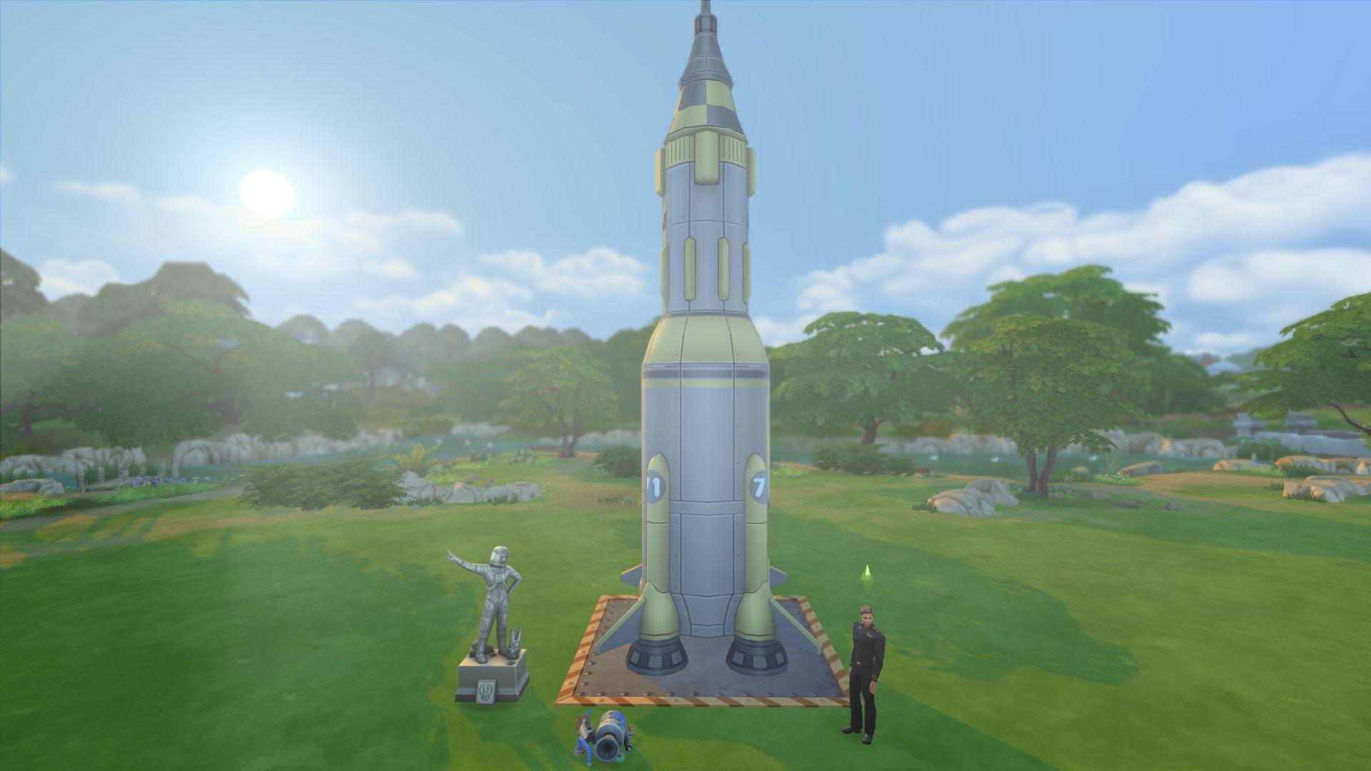 the sims astronaut career job rewards bonuses space ranger career branch