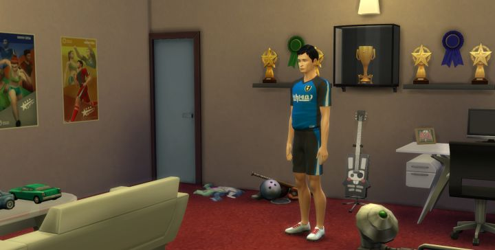 The Sims 4 Athlete Career - Job Rewards & Bonuses