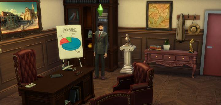 The Sims 4 Business Career Job Rewards Bonuses