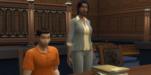 Play as a lawyer in The Sims 4 Discover University Expansion Pack