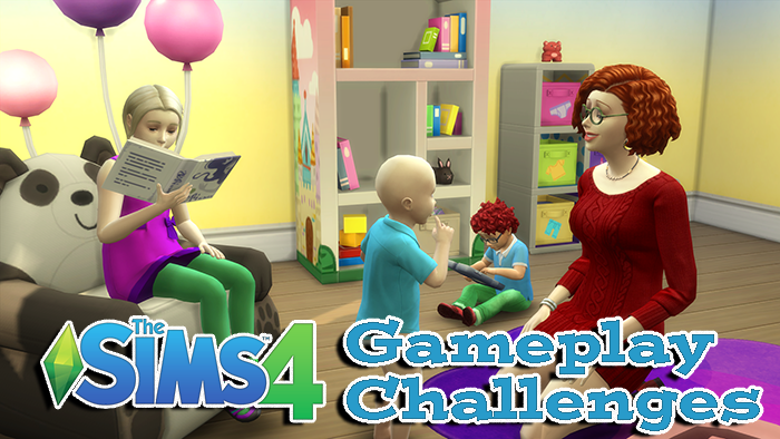 Gameplay Challenges for The Sims 4