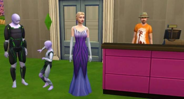 Rival Dynasties Challenge for The Sims 4