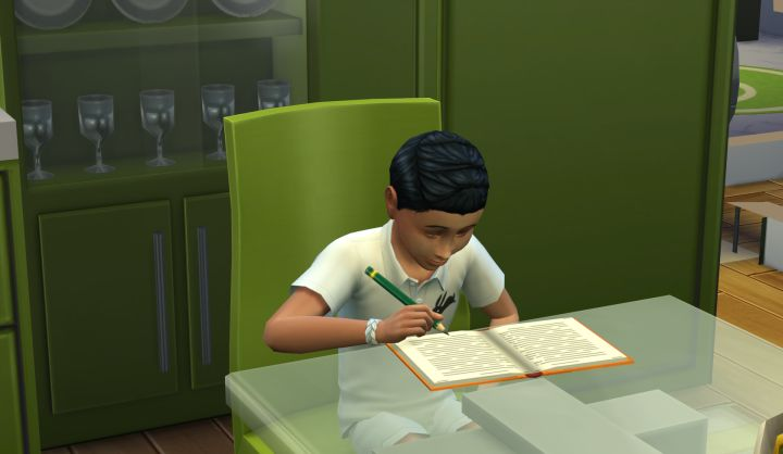 On Sims 3, do children receive homework every day? | Yahoo Answers