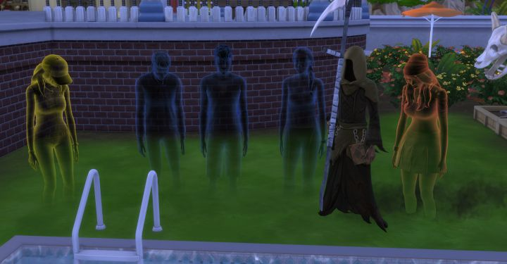 The Sims 4 Ghosts Guide