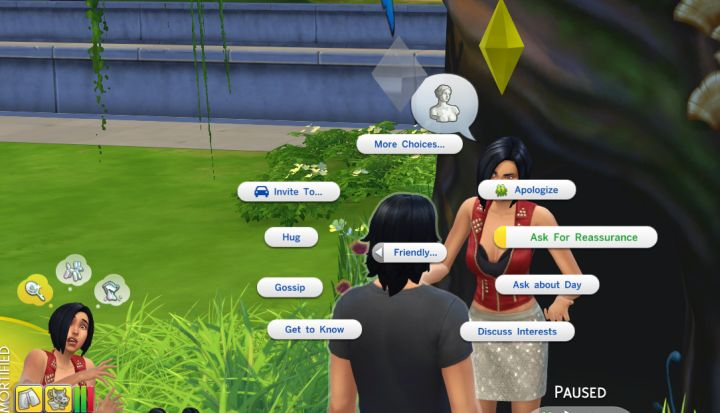 how to get sim angry sims 4