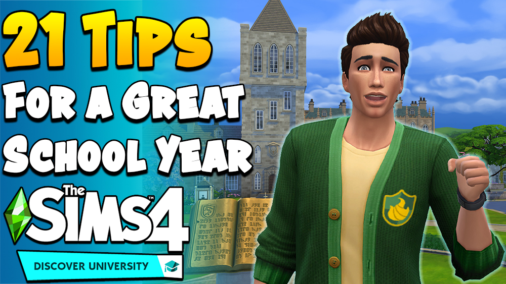 The Sims 4 Discover University Gameplay Review and Tips