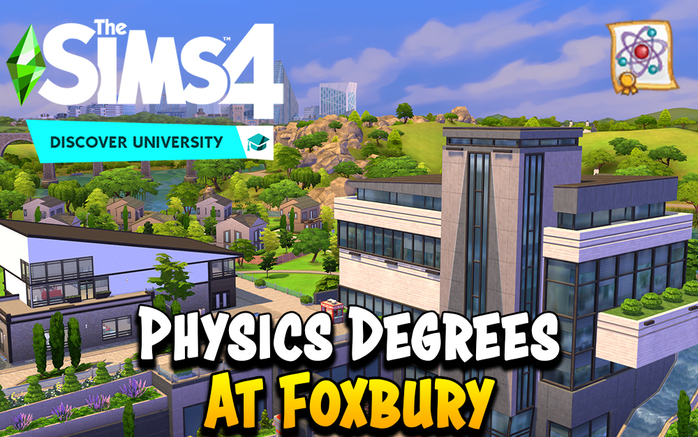 The Sims 4 Physics Degree