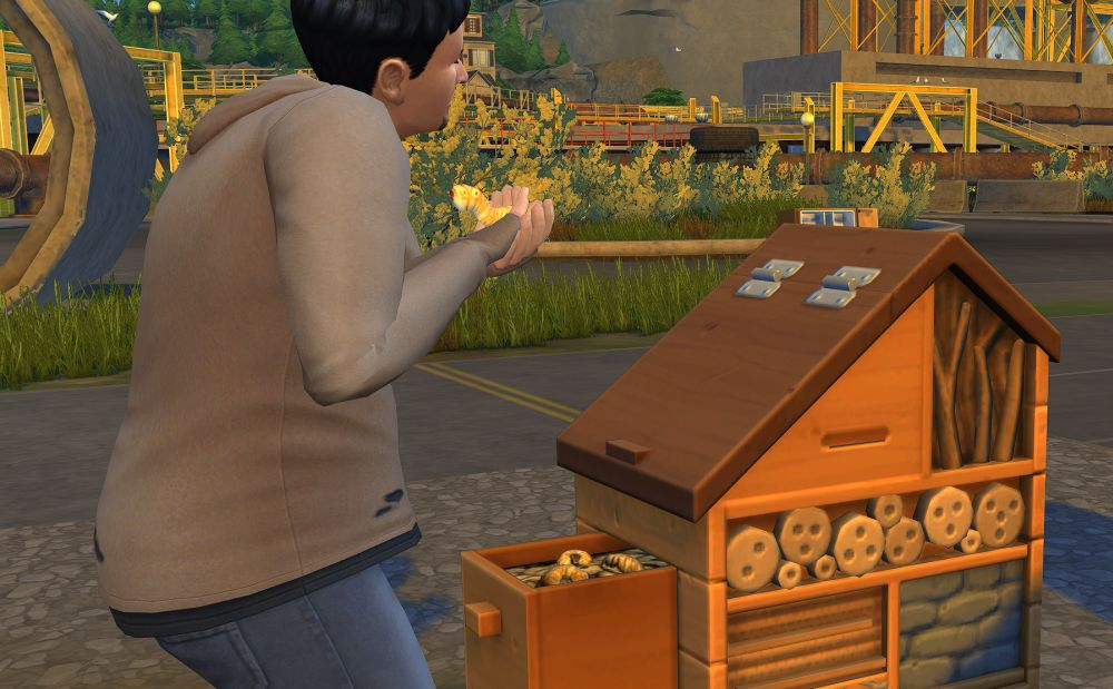 The Sims 4 Eco Lifestyle Cheats