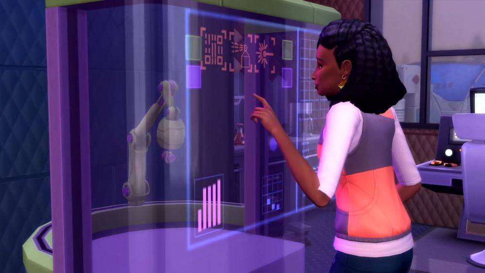 The Sims 4 Eco Lifestyle - the new crafting career