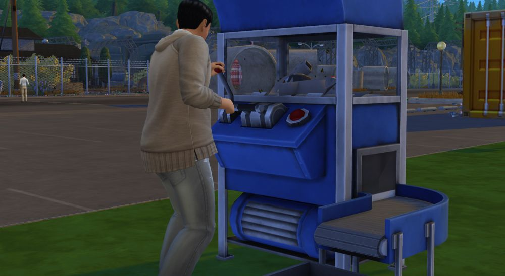 The Sims 4 Eco Lifestyle - Recycling does not seem to help Eco Footprint
