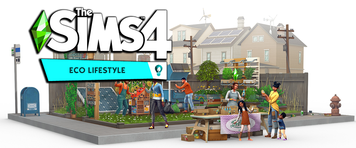 The Sims 4 Eco Lifestyle Expansion: