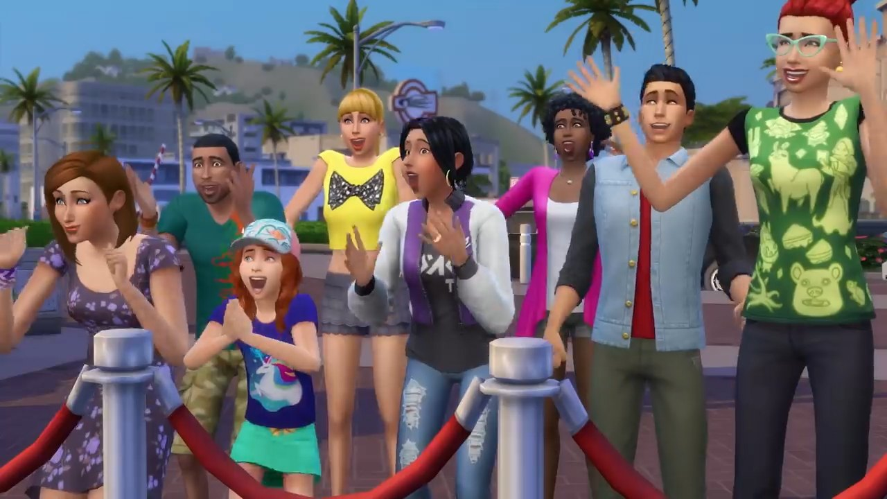 Sims 4 Get Famous: Celebrity Star Rank, Perks, & Public Image