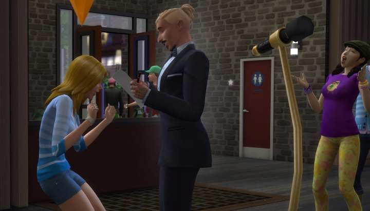The Sims 4 Get Famous: