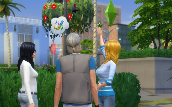 The Sims 4 Get Famous: Getting a fame point will help your Sim become a celebrity