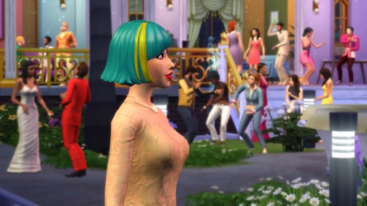 The Sims 4 Get Famous: A Star