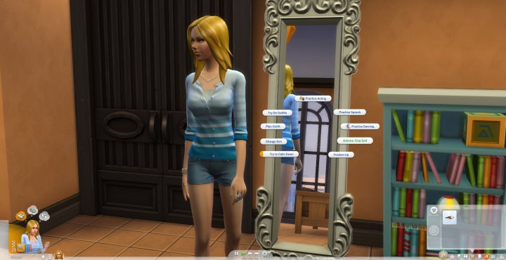 Vain Street quirk in The Sims 4 Get Famous