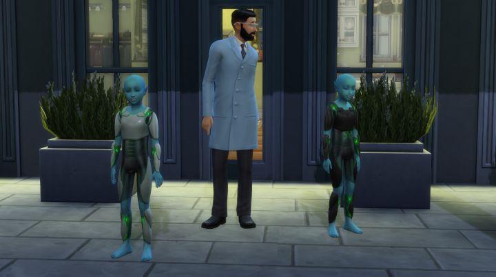 Sims 4 alien abduction pregnancy chance