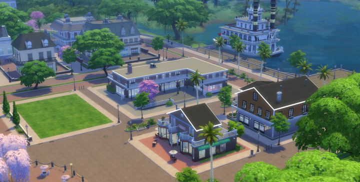 sims 4 how to take a picture of a build