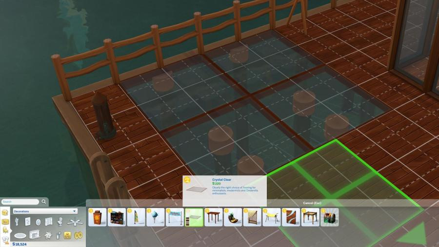 The Sims 4 Island Living Build Help: Stilts, Ladders, Boats