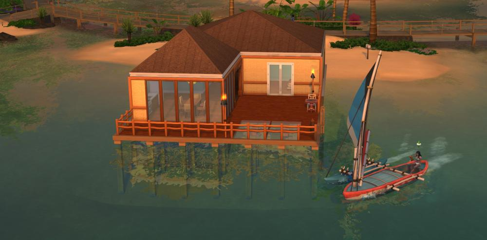 New Features in The Sims 4 Island Living
