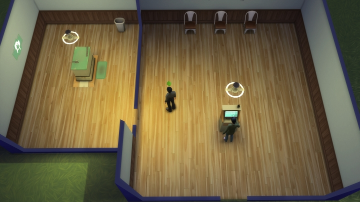 How to make a vet clinic in The Sims 4 cats and dogs