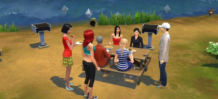 How to make sims go from best friends to dating