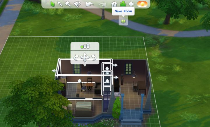Sharing a Room or Lot in The Sims 4