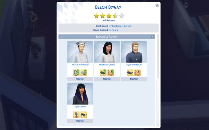 How to purchase the additional employee slot sims 4 power spin