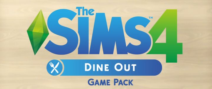 The Sims 4 Dine Out Pack