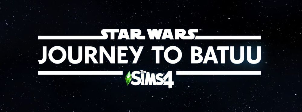 The Sims 4 Star Wars: Journey to Batuu Game Pack DLC