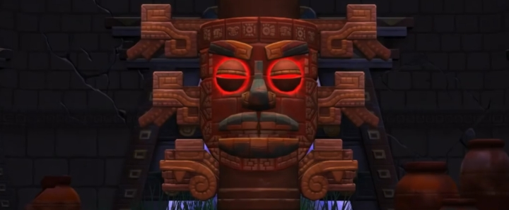 The Sims 4 Jungle Adventure Game Pack: Mayan inspired trap