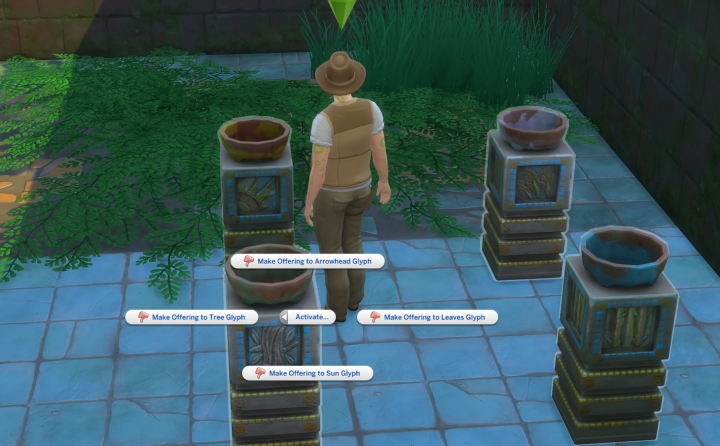 The Sims 4 Jungle Adventure Game Pack:
