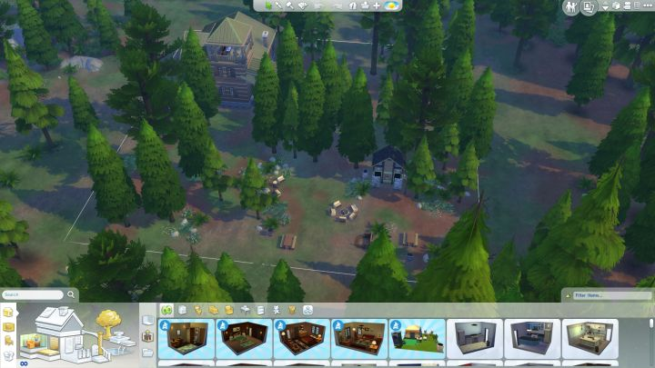 You can build on this lot in the Forest of Granite Falls