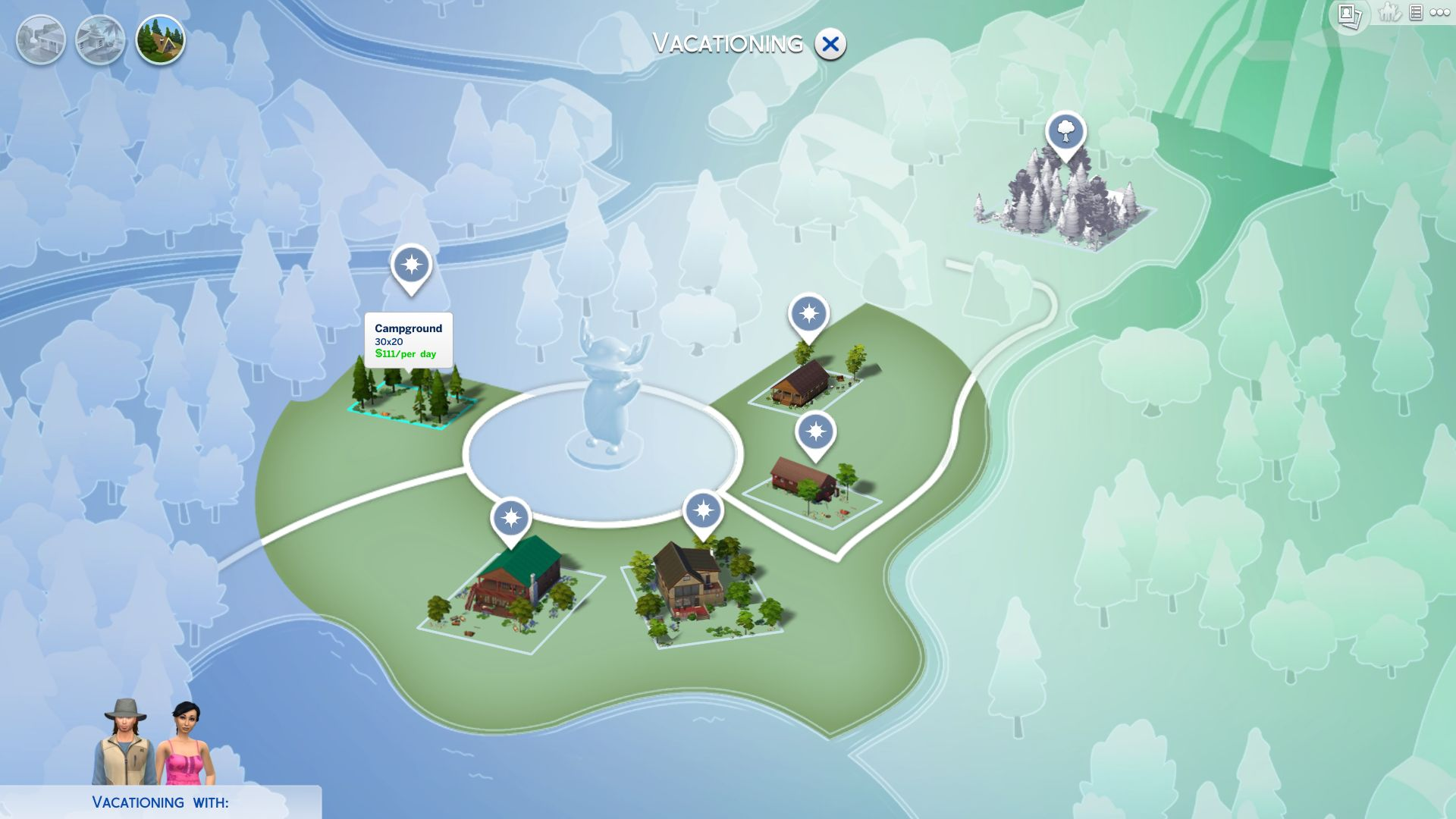 Sims 4 Outdoor Retreat Game Pack Features Amp Pictures